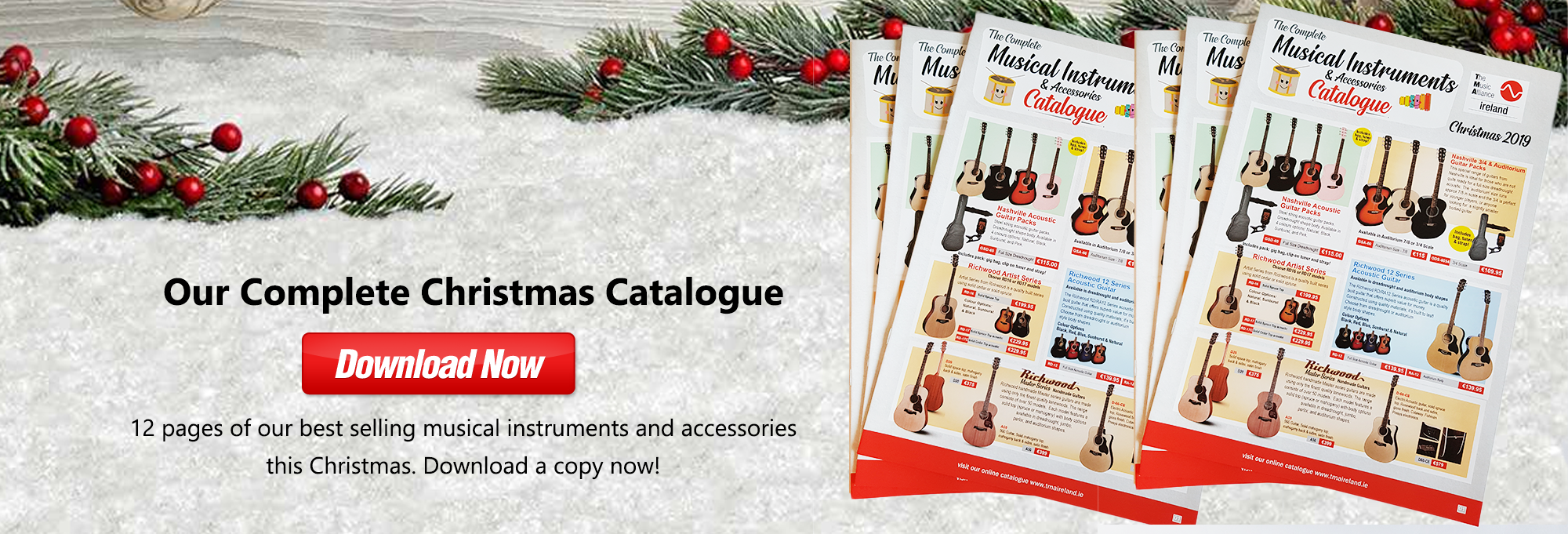 Christmas 2019 Catalogue - DOWNLOAD NOW