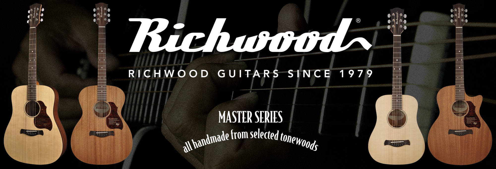 Richwood Master Series Guitars